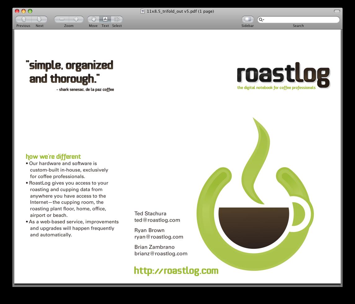 RoastLog Blog