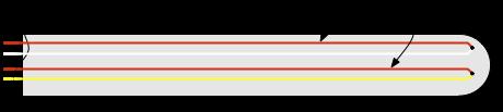 Dual probe thermocouple